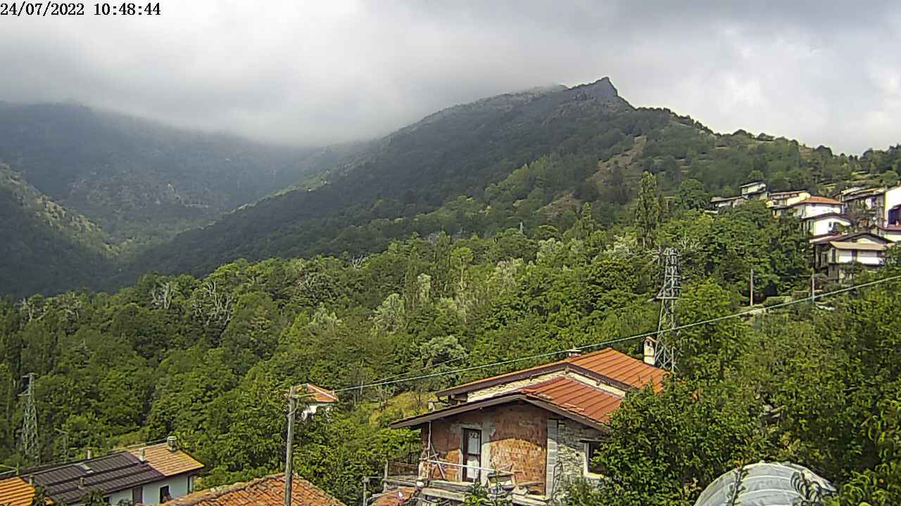 webcam Ormea 12 km